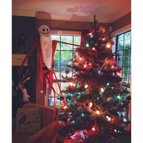 nightmare before christmas theme decor