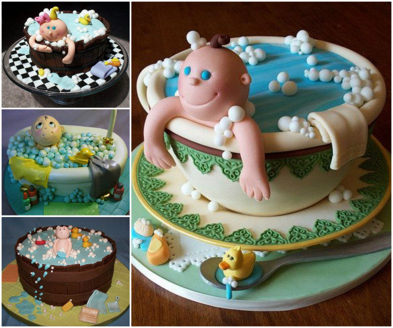 Bathtub Baby Shower Cake Pictures, Photos, and Images for Facebook ...