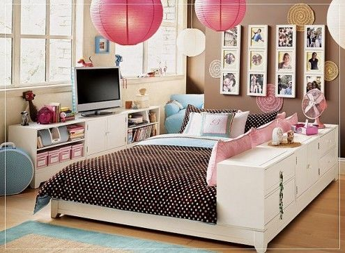 Girly Bedroom Ideas – clandestin.info