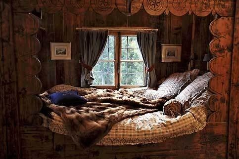 Cozy Cabin Bed Pictures Photos And Images For Facebook