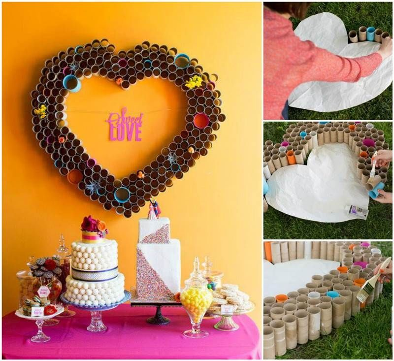 Paper Heart Wall Art Craft Pictures, Photos, and Images for Facebook ...