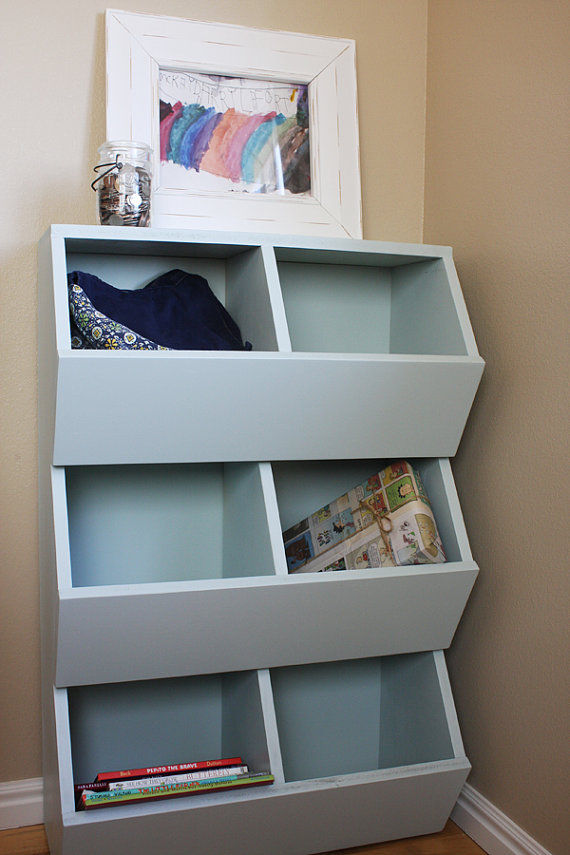 Toy Storage Wood Shelves Idea Pictures Photos And Images