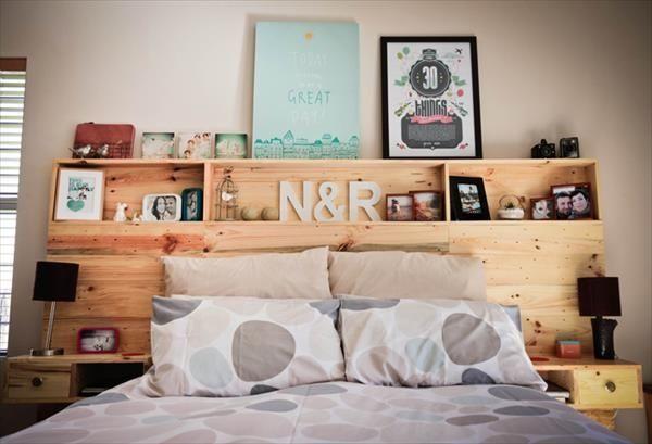 Diy Bookshelf Headboard Ideas