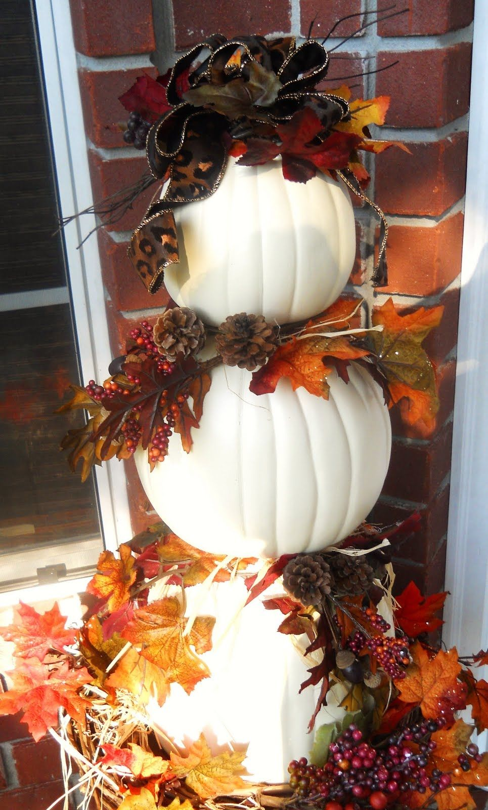Pumpkin Topiaries Pictures Photos And Images For