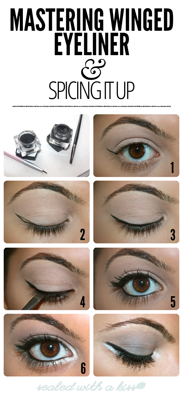 DIY Winged Eyeliner Pictures, Photos, and Images for Facebook ...