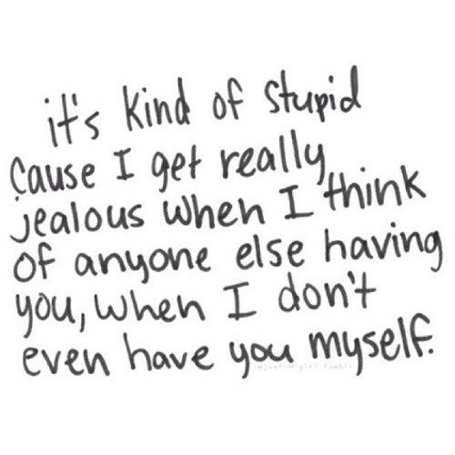 I Love You Jealous Quotes : Get Jealous Pictures, Photos, and Images for Facebook, Tumblr ...