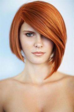 Feminine And Asymmetrical Medium Length Haircut Pictures Photos