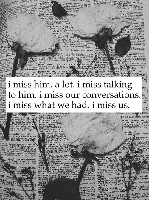 I Miss Him Pictures, Photos, and Images for Facebook