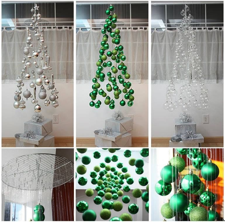 DIY Ornament Christmas Tree Pictures, Photos, And Images