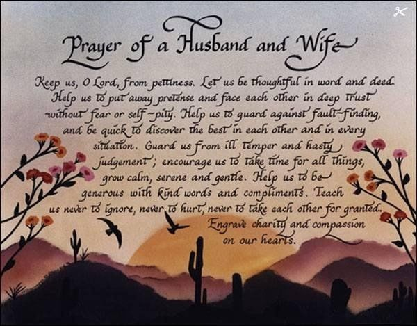 prayer of a husband and wife pictures photos and images