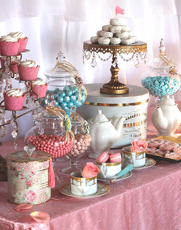 Vintage Tea Party Pictures Photos And Images For