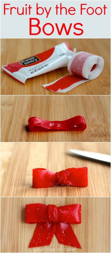 Diy Christmas Food Bow Pictures, Photos, and Images for Facebook ...
