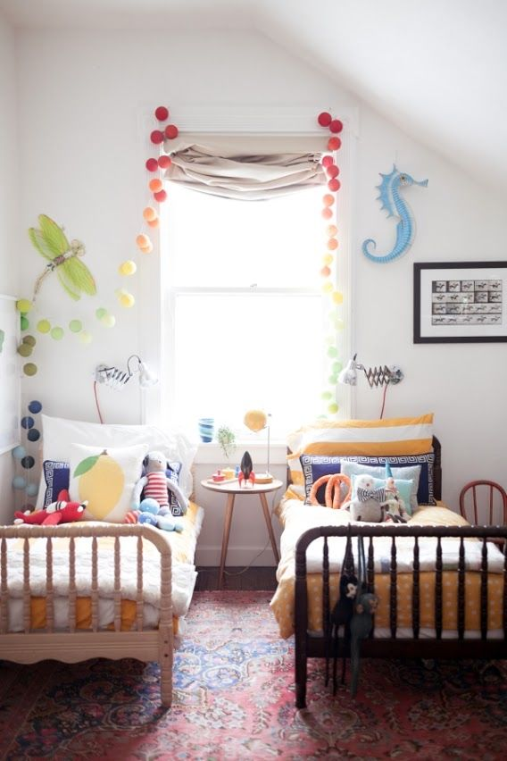 Double Bed Kids Room Pictures Photos And Images For