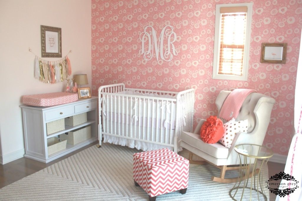 Pink Girls Nursery Pictures Photos And Images For