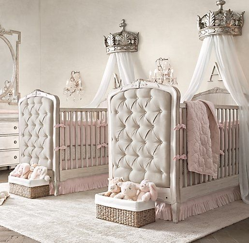 Twin Princess Nursery Pictures Photos And Images For