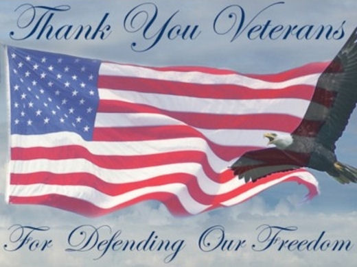 how to thank a veteran on facebook