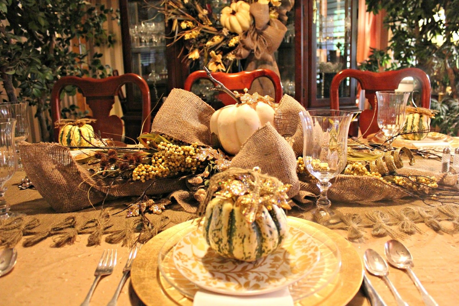 Pretty Thanksgiving Table Pictures Photos And Images For