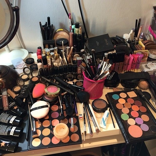 Makeup Table Pictures, Photos, and Images for Facebook ...
