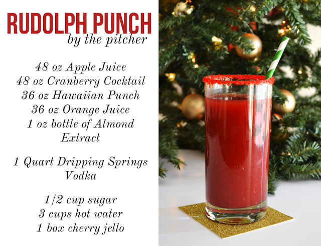 Christmas Drinks Alcohol.Rudolph Punch Pictures Photos And Images For Facebook