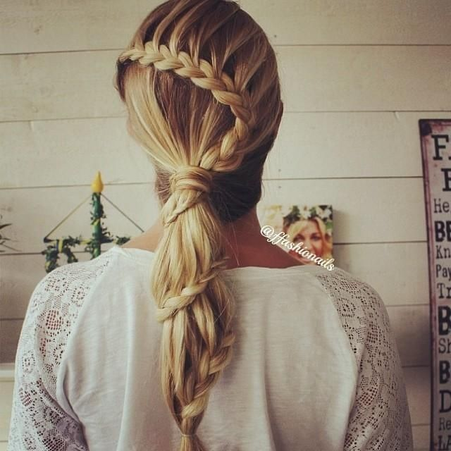 lace braid tumblr - photo #25