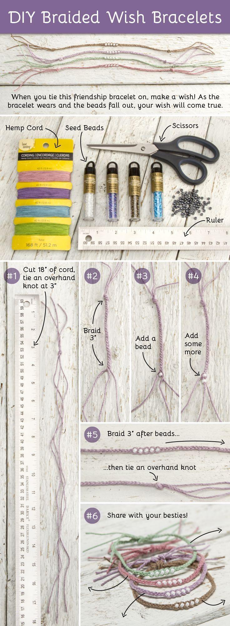 meilleure vente remise spéciale Nouvelle liste DIY Braided Wish Bracelets Pictures, Photos, and Images for ...