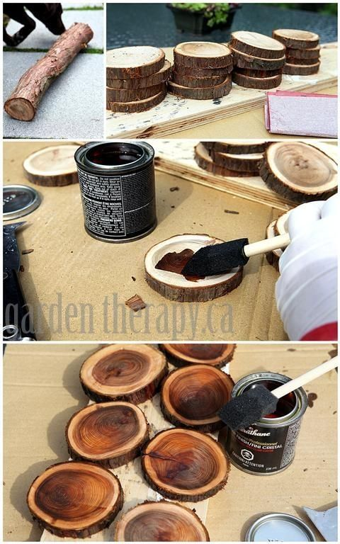 Diy Wood Coasters Pictures Photos And Images For