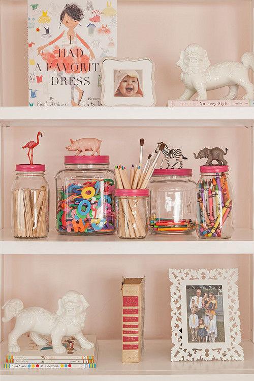 organized shelf decor - Shelf Decor