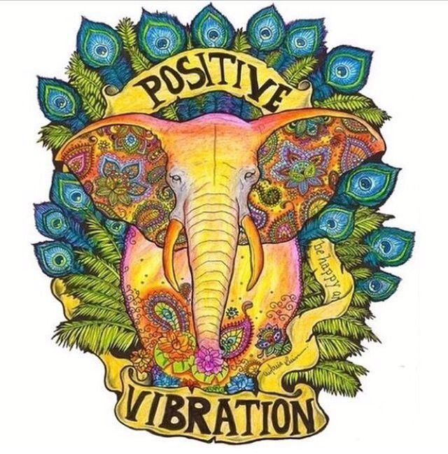 Bildergebnis für positive vibrations