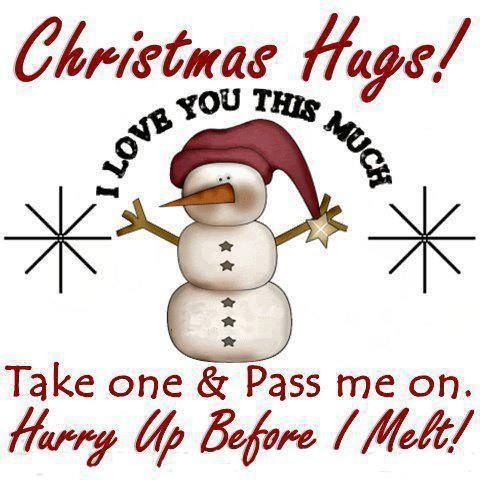 Christmas Hugs Pictures, Photos, and Images for Facebook ...
