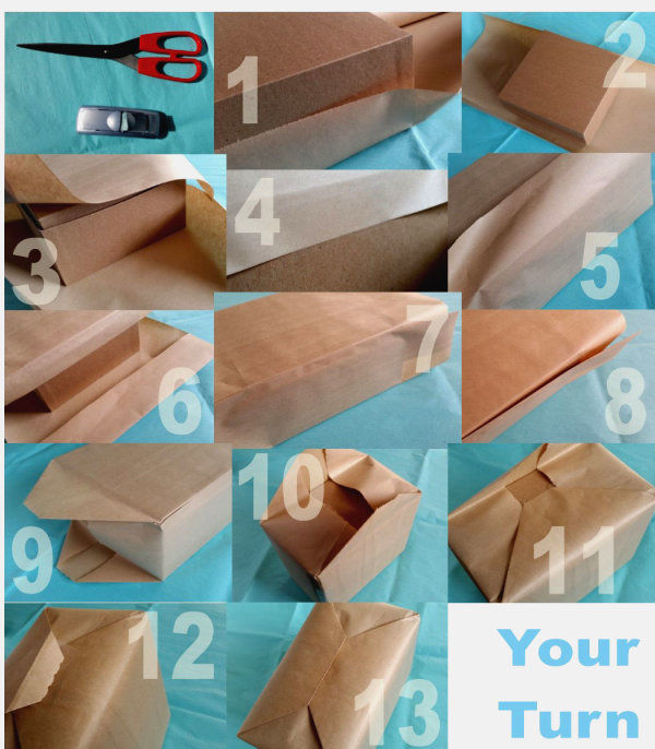 DIY Gift Wrapping Pictures, Photos, and Images for Facebook ...