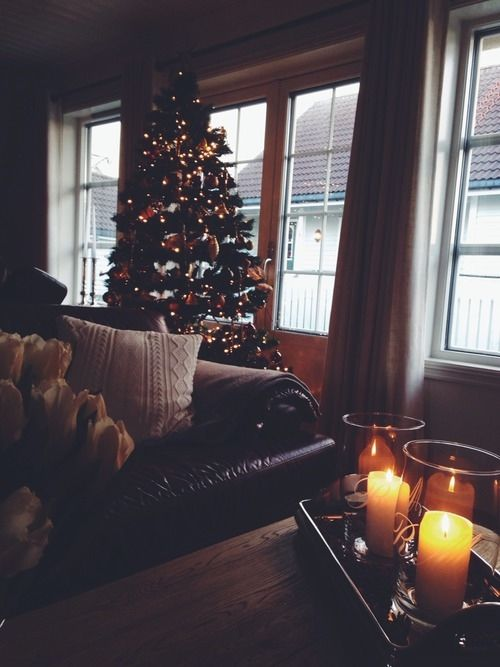 Cozy Christmas Home Pictures, Photos, And Images For