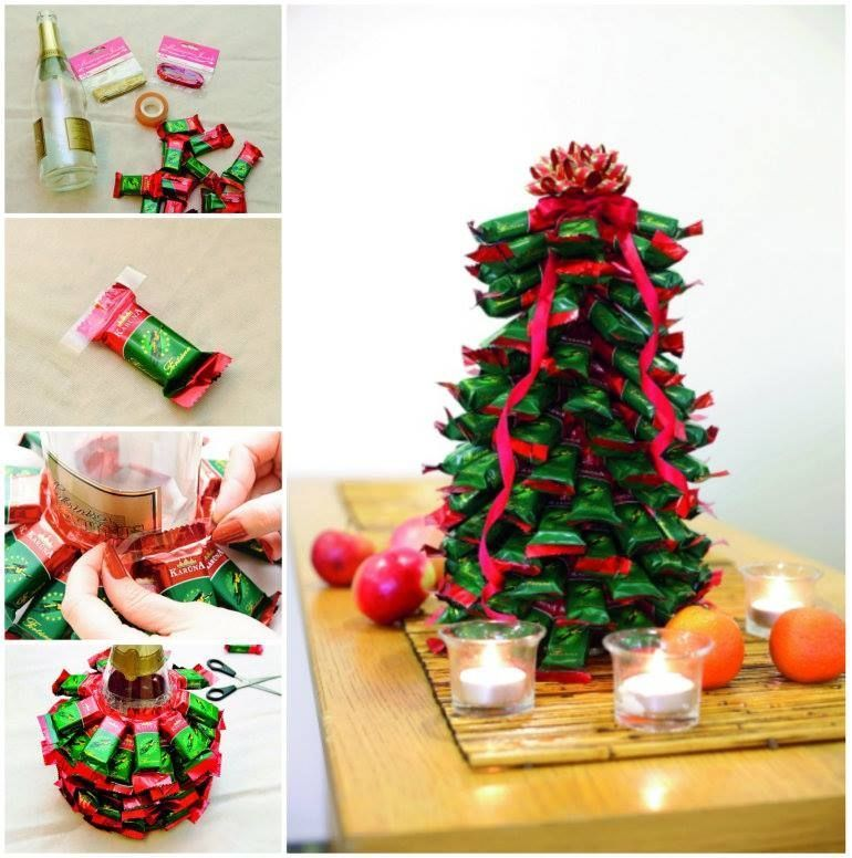 how to make delicious chocolate tree for
