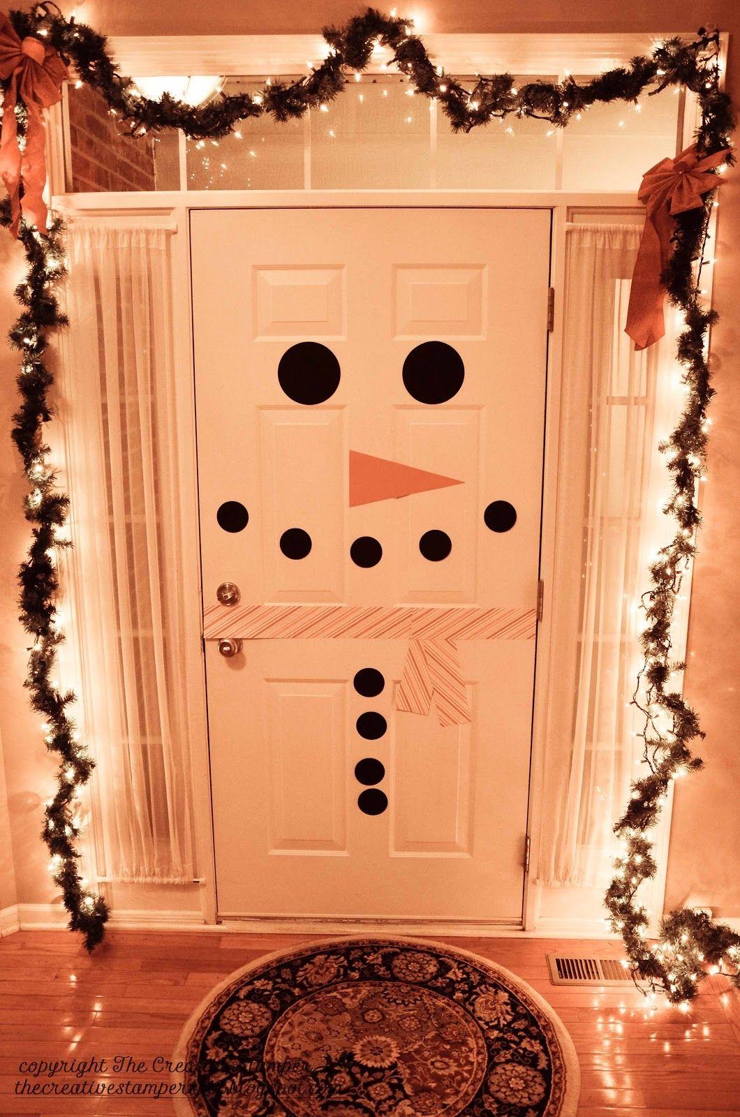 Идеи для новогоднего декора комнаты своими руками 28