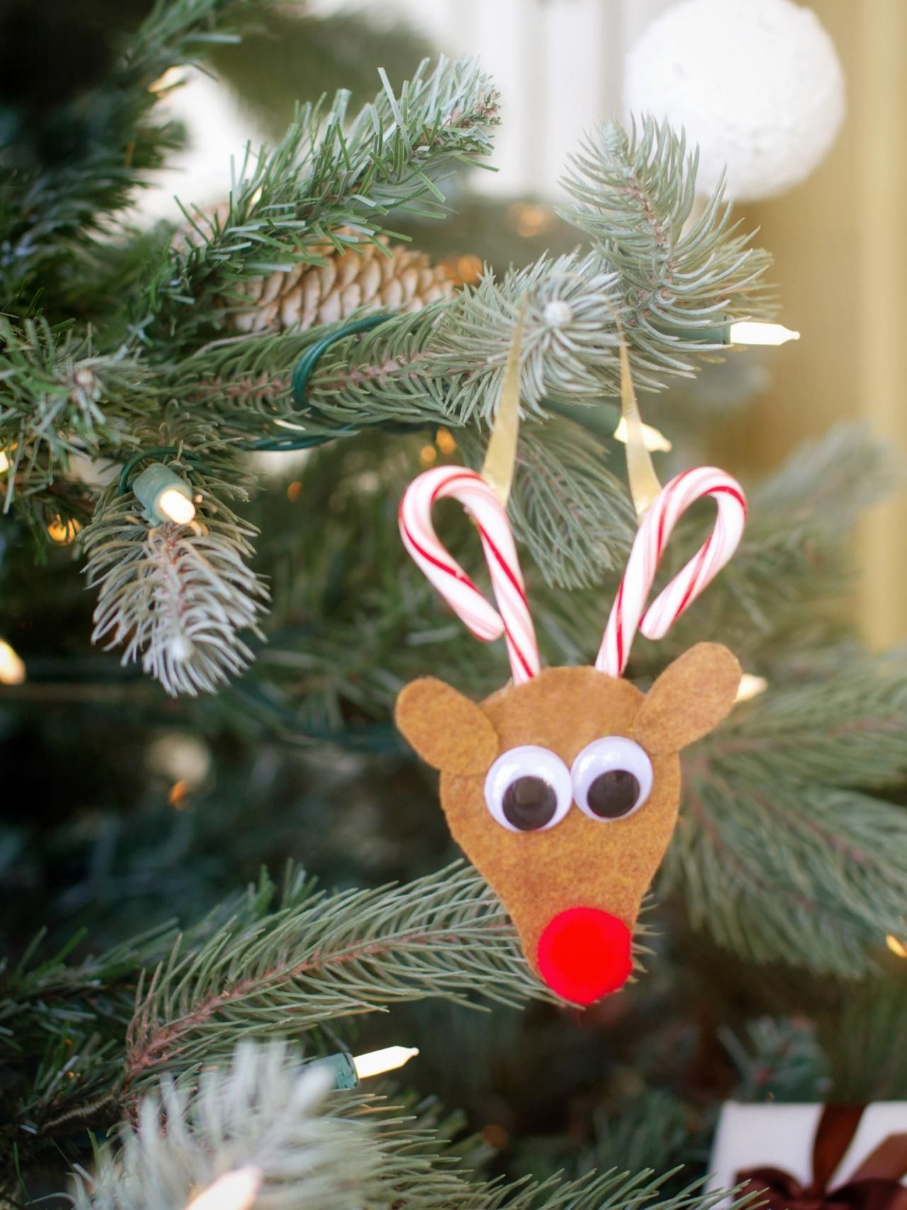 Candy Cane Rudolph Pictures, Photos, And Images For