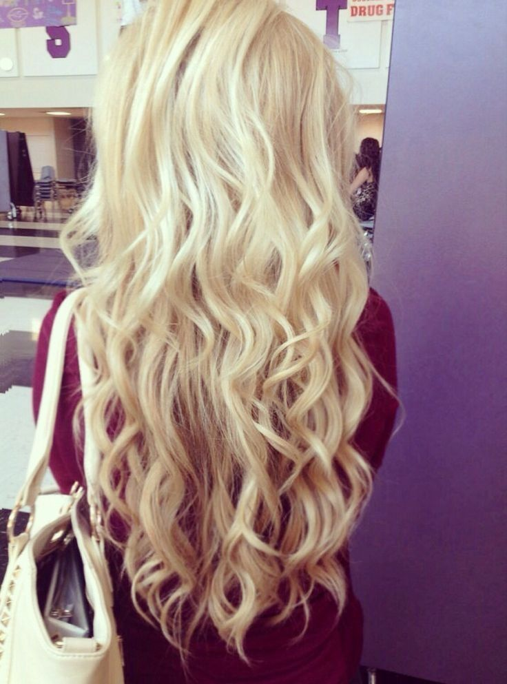 Mothers Love Quote: Pretty Blond Curls Pictures, Photos, And Images For