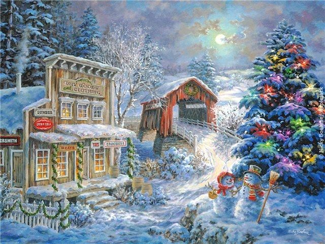 Small Town Christmas Pictures, Photos, and Images for Facebook ...