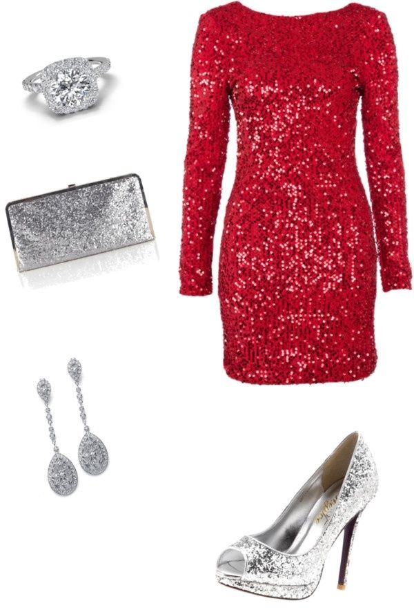 Sparkly Christmas Outfit Pictures, Photos, and Images for Facebook ...