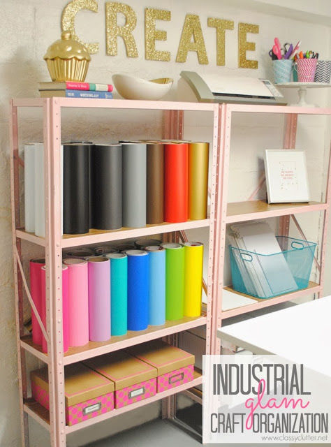 Craft Room Shelf Organizing Pictures Photos And Images