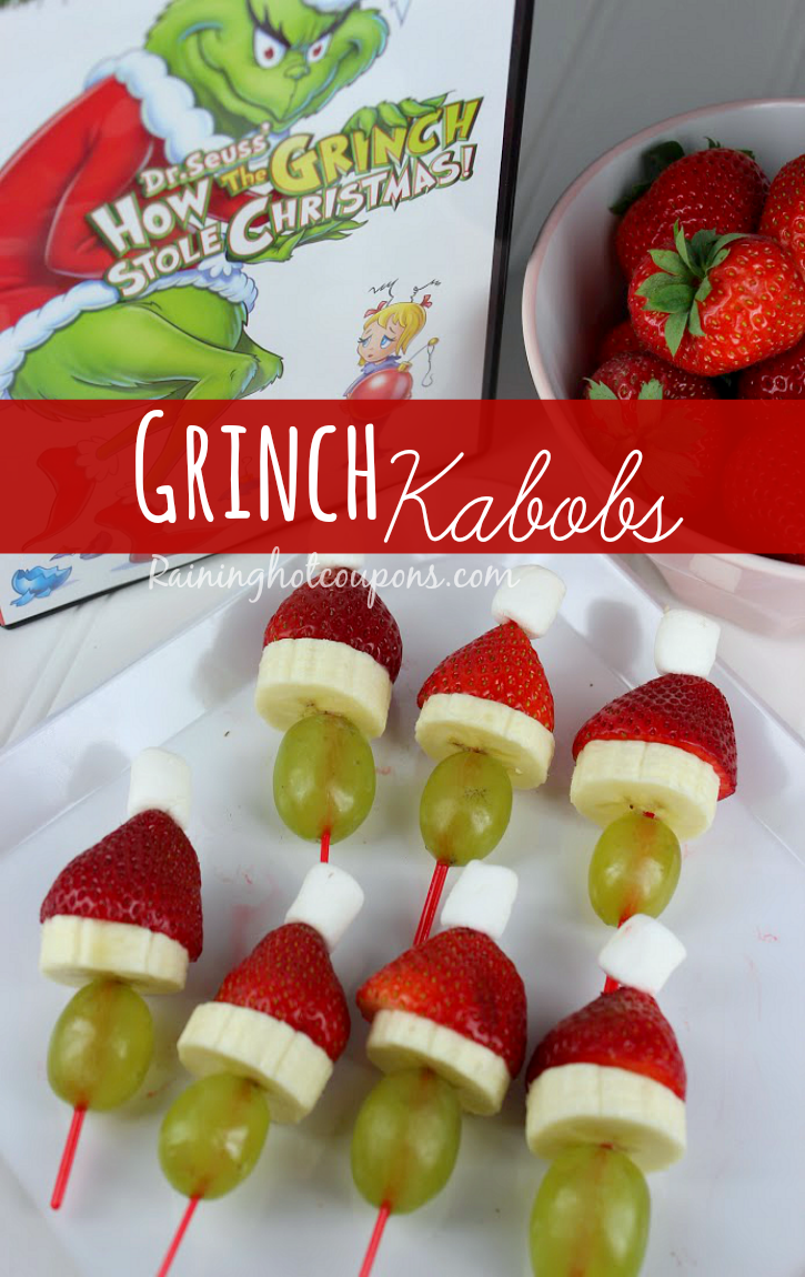 Grinch kabobs pictures photos and images for facebook for Best christmas vacation ideas