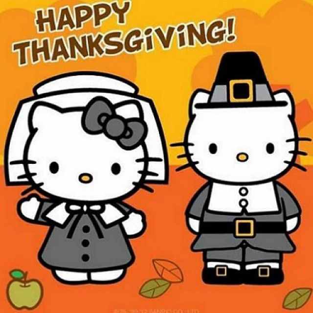 Thanksgiving Hello Kitty Pictures Photos And Images For Facebook