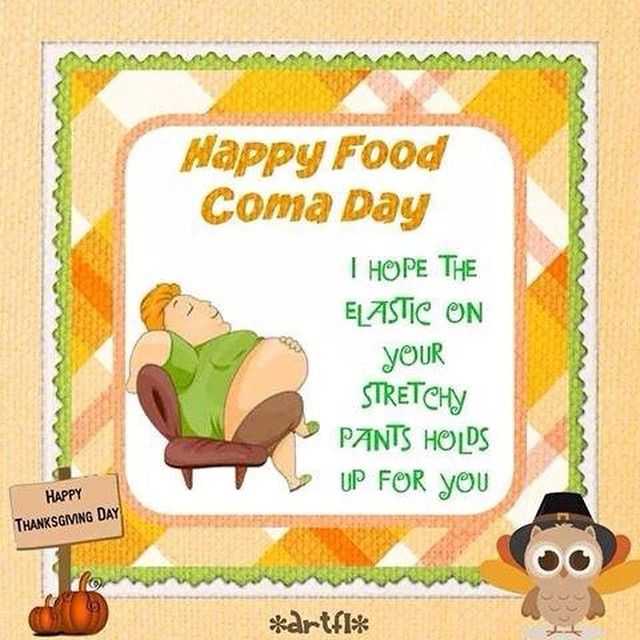 Happy Food Coma Day Pictures, Photos, and Images for ...
