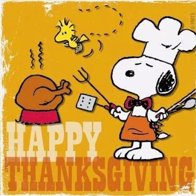 Snoopy Cooking Turkey Pictures, Photos, and Images for ...