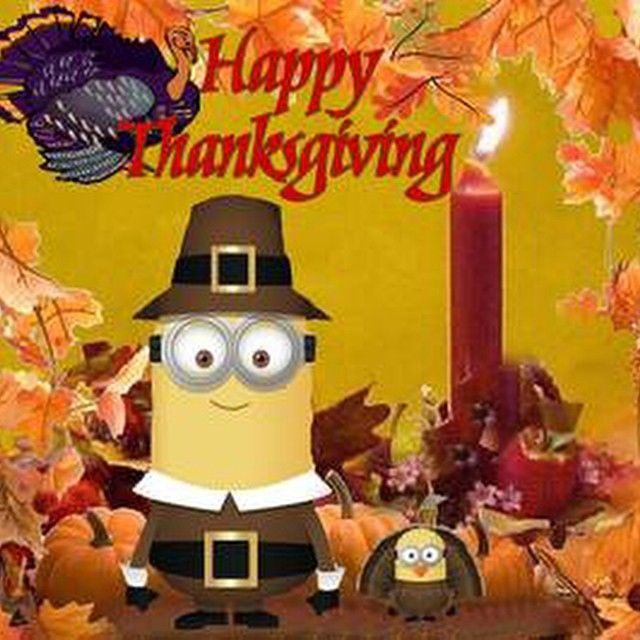 Hapy Thanksgiving Minion Pictures Photos And Images For Facebook