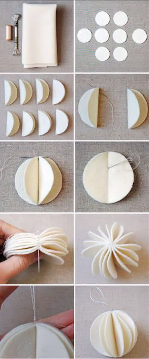 Diy Felt Ornaments Pictures Photos And Images For Facebook
