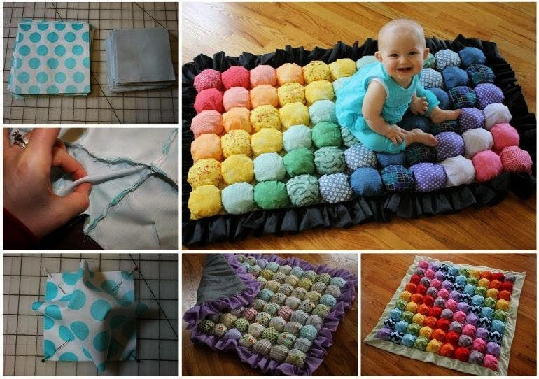 How to Make an Easy Quilt! The DIY Dish