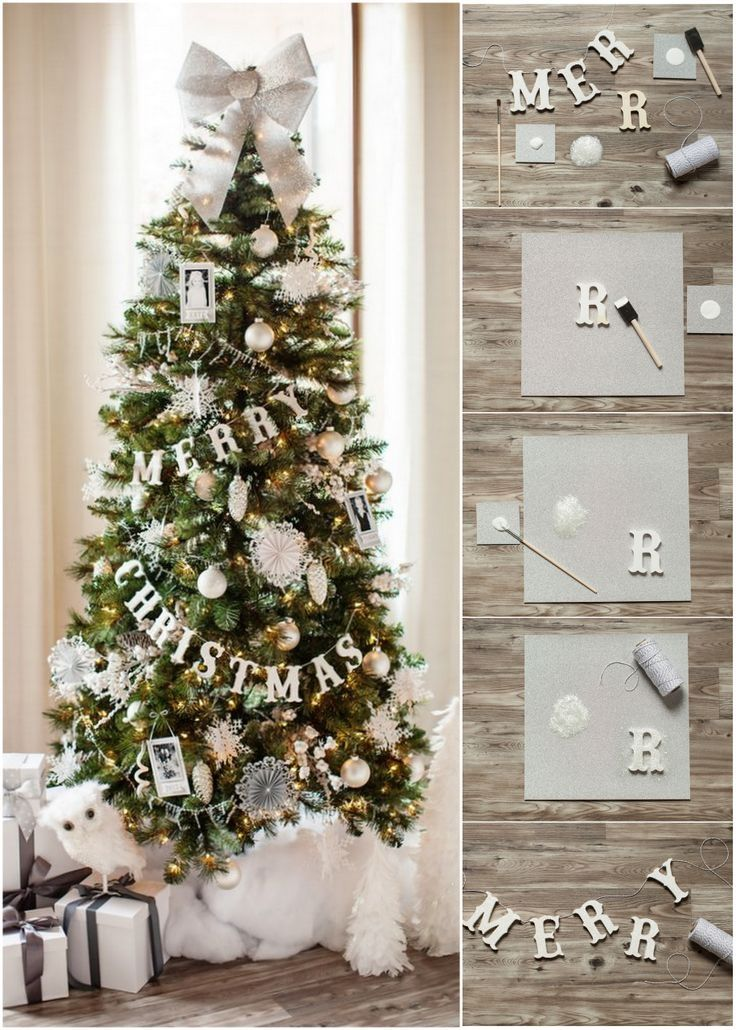 DIY Christmas Garland Pictures Photos and Images