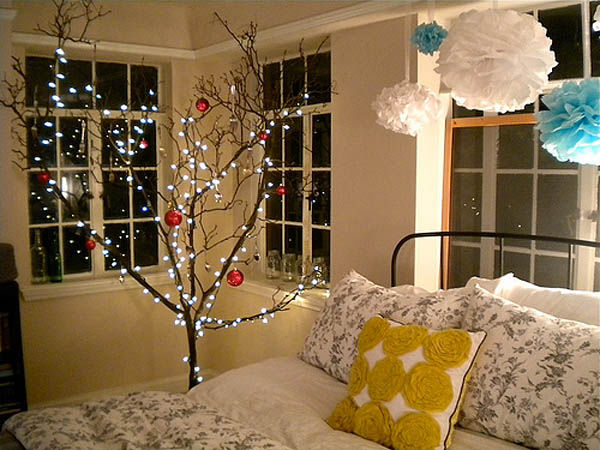 Christmas Tree In The Bedroom Pictures Photos And Images For