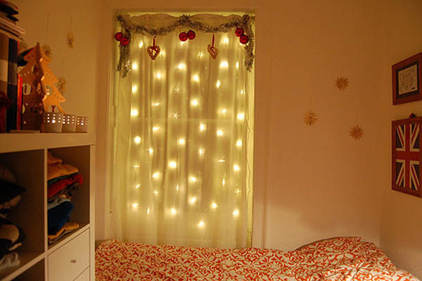Christmas Light Curtains.Christmas Light Curtains Pictures Photos And Images For