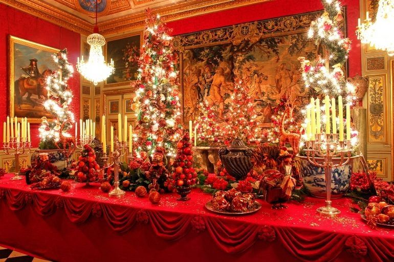 Elaborate Christmas Table Pictures Photos And Images For