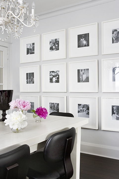 black and white dining room pictures, photos, and images for